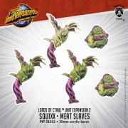 Monsterpocalypse - Destroyers - Squix & Meat Slaves