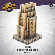 Monsterpocalypse - Buildings - Downtown high Rise
