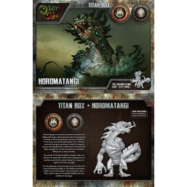 The Other Side - Cult of the Burning Man Unit Box - Goryshche Titan