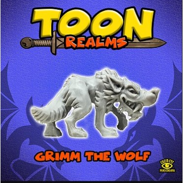 Toon Realms: Grimm The Wolf