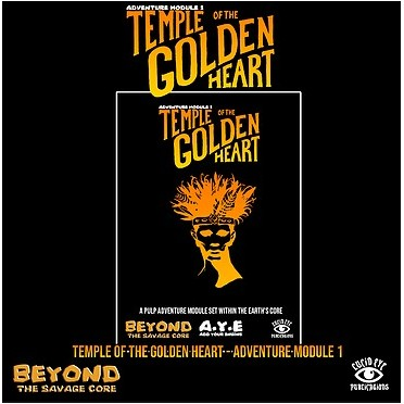 Beyond the Savage Core - Ah-Cakulha, The Golden One