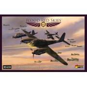 Blood Red Skies - German - Me 410 Squadron, 6 planes