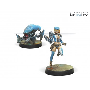 Infinity - Tech Bee & Crabbot Ancillary Remote Unit