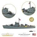 Cruel Seas: US Navy - US Coastal Cutter Subchaser 0