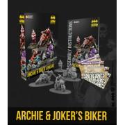Batman - Archie & Joker's Biker