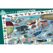 Puzzle Observation : Aéro Club – 200 Pièces