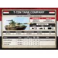 Team Yankee - Iraqi Unit Cards 1
