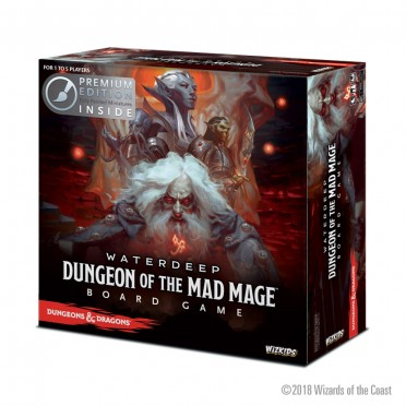 Waterdeep : Dungeon of the Mad Mage Premium Edition