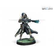 Infinity - Tohaa - Clipsos Unit (Sniper)