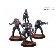 Infinity - Nomads - Securitate