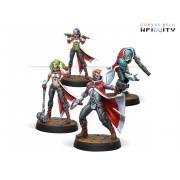 Infinity - Nomads - Die Morlock Gruppe