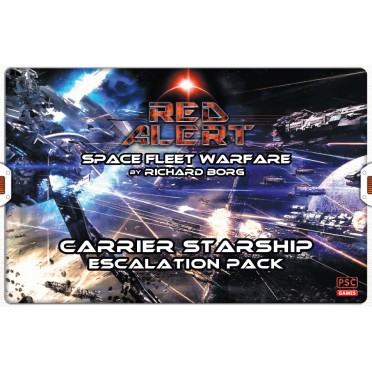 Red Alert : Carrier Starship Escalation Pack