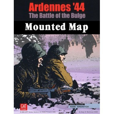 Ardennes '44 - Mounted Maps