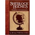 Sherlock Holmes - La BD dont vous êtes le Héros : Enquêtes Internationales (Livre 6) 0