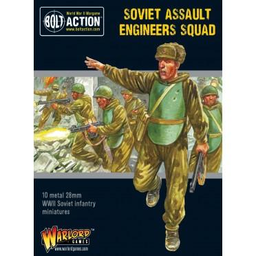 Bolt Action - Soviet - Soviet Assault Engineers Squad
