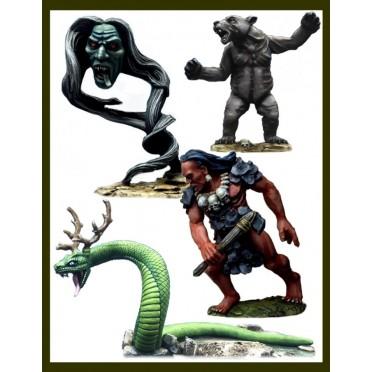 Iroquoian Spirit Creatures Boxed Set