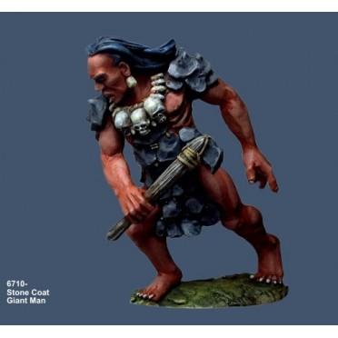Stone Coat Giant Man