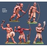 Iroquoian Stripling Fighters