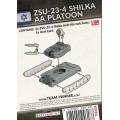 Team Yankee - ZSU-23-4 Shilka AA Platoon 1