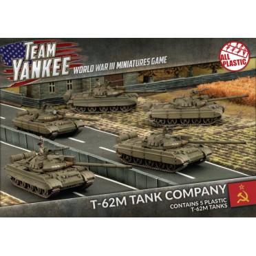 Team Yankee - T-62M Tank Company