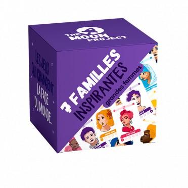 7 Familles Inspirantes - Grandes Femmes