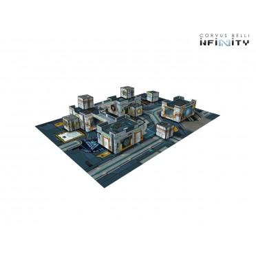 Infinity - Daedalus Gate Scenery Pack