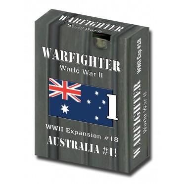 Warfighter WWII Expansion 18 - Australia 1