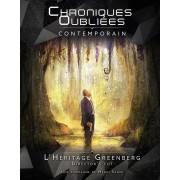 Boite de Chroniques oubliées contemporain : L'héritage Greenberg