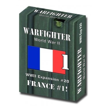 Warfighter WWII Expansion 20 – France 1