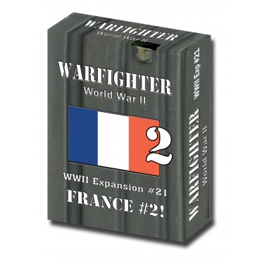 Warfighter WWII Expansion 21 – France 2