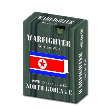 Warfighter WWII Expansion 26 – North Korea 1