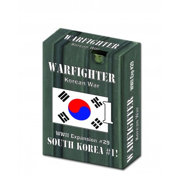 Warfighter WWII Expansion 29 – South Korea 1