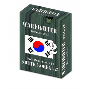 Warfighter WWII Expansion 30 – South Korea 2