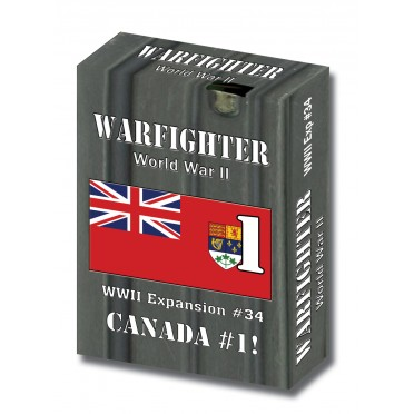 Warfighter WWII Expansion 34 – Canada 1