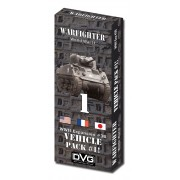 Warfighter WWII Expansion 36 – Vehicles 1