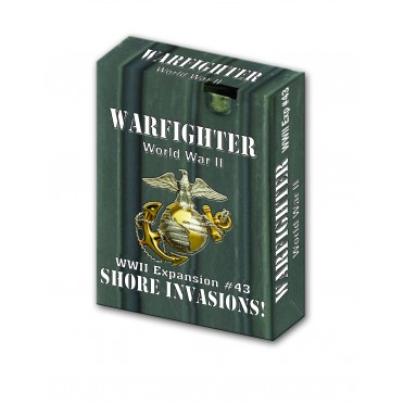 Warfighter WWII Expansion 43 – Shore Invasions