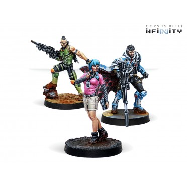 Infinity - NA2 - Dire Foes Mission Pack 8: Nocturne