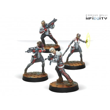 Infinity - Nomads - Moderators from Bakunin