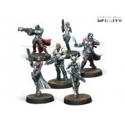 Infinity - Nomads - Bakunin Jurisdictional Command