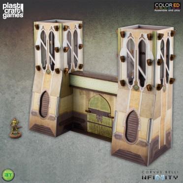 Infinity - Bourak City Gate