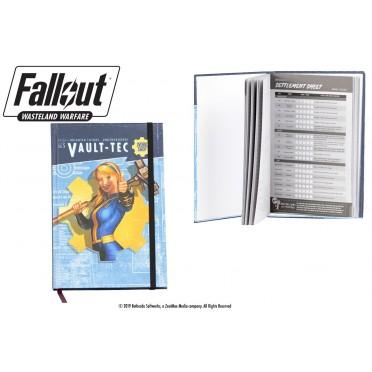 Fallout: Wasteland Warfare - Vault-Tec Notebook