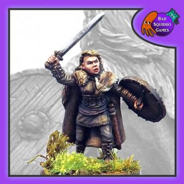 Thorrun, Shieldmaiden Champion