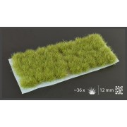 Dry Green Tufts - XL- 12mm