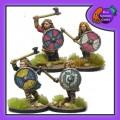 Shieldmaiden Warriors with Axes 0