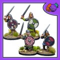 Shieldmaiden Hearthguard with Swords 0