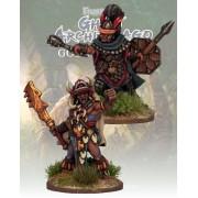 Totem Warrior & Vanguard