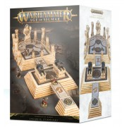Age of Sigmar : Décors - Dominion of Sigmar The Enduring Stormvault