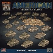 """American Late War  """"Combat Command"""" Army Deal (copie)"""