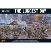 Bolt Action - The Longest Day. D-Day Battle-Set