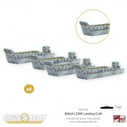 Cruel Seas: British LCM3 Landing Craft